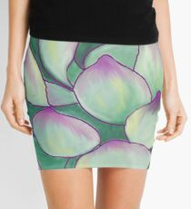 Succulent plant Mini Skirt