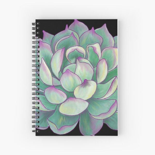 Succulent plant Spiral Notebook