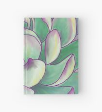 Succulent plant Hardcover Journal