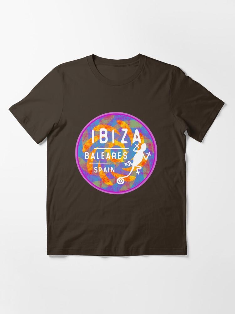 Alternative Ansicht von ibiza baleares Essential T-Shirt
