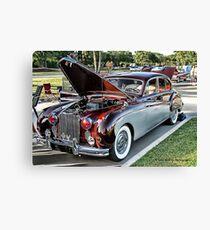Classic Auto Series # 21 Canvas Print