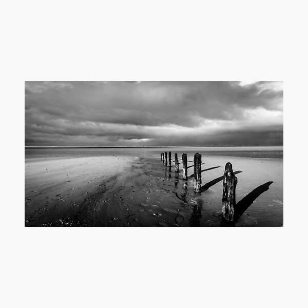 Brancaster Beach #1 Photographic Print