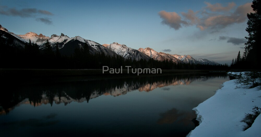 That's The Way It Is Here by Paul Tupman