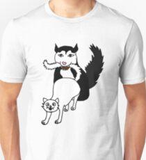 Cat&dog Unisex T-Shirt