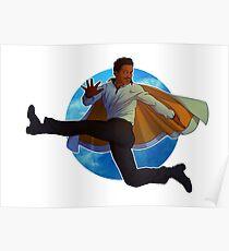 Lando Calrissian Poster