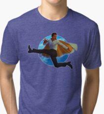 Lando Calrissian Tri-blend T-Shirt