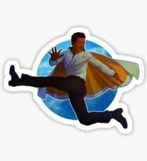 Lando Calrissian Sticker