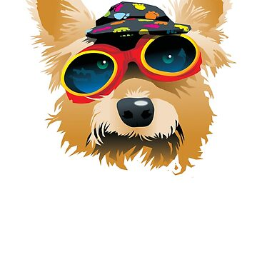 Sun Smart Puppy by aartytees