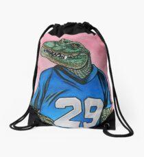 Gator Drawstring Bag