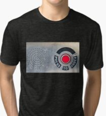 PRESS TO ORDER Tri-blend T-Shirt