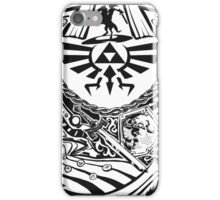 majora mask the legend of zelda iPhone Case/Skin
