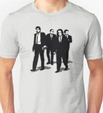Reservoir Groomsmen Unisex T-Shirt