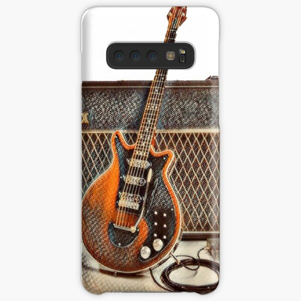 Red Special and Amp Samsung Galaxy Snap Case