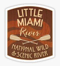 Little Miami River, National Wild and Scenic River Sticker