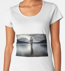 Mirror Man Women's Premium T-Shirt
