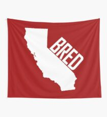 California Bred Wall Tapestry
