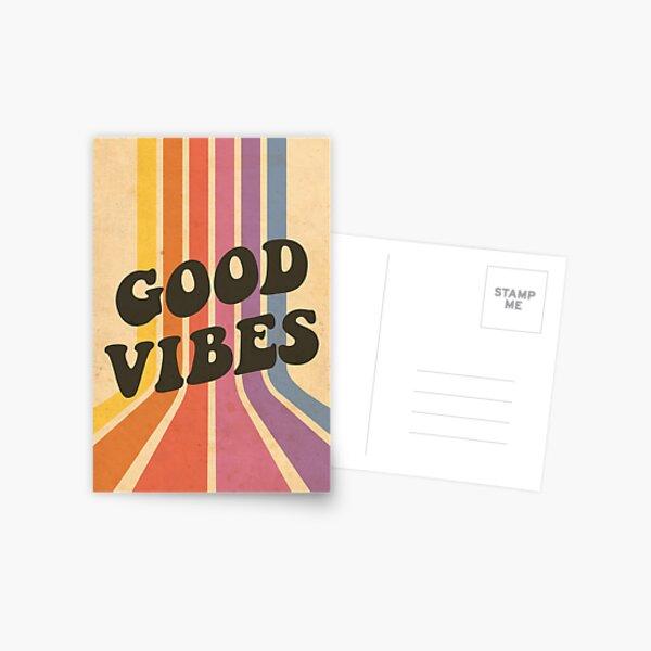 Buenas vibraciones Postal