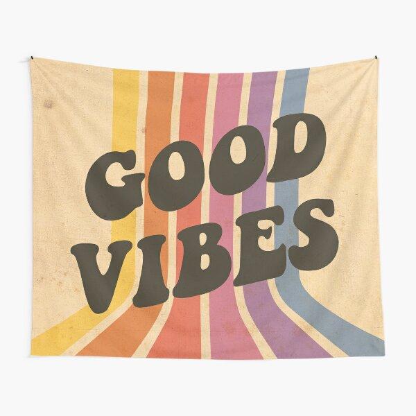 Buenas vibraciones Tela decorativa