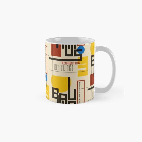 Affiche Bauhaus I Mug classique