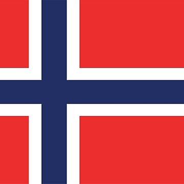 Norwegian Flag by designseventy