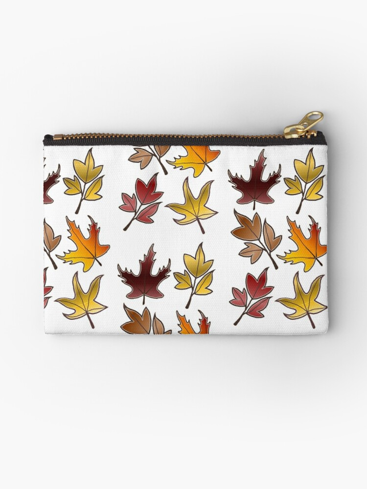 maple's fall 2017 leaf pack  by Noelle-Fawn