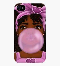 Bubble Gum iPhone 4s/4 Case