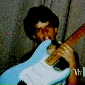 Billie Joe Armstrong with Blue  by pickili
