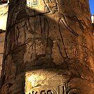 Papyrus Columns by Roddy Atkinson