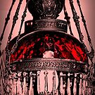 Antique Oil Lamp No.1 by Sherry Hallemeier