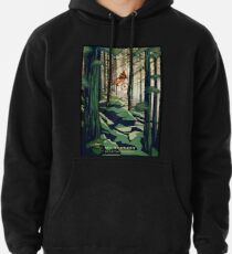 MY THERAPY: Mountain Bike! Pullover Hoodie