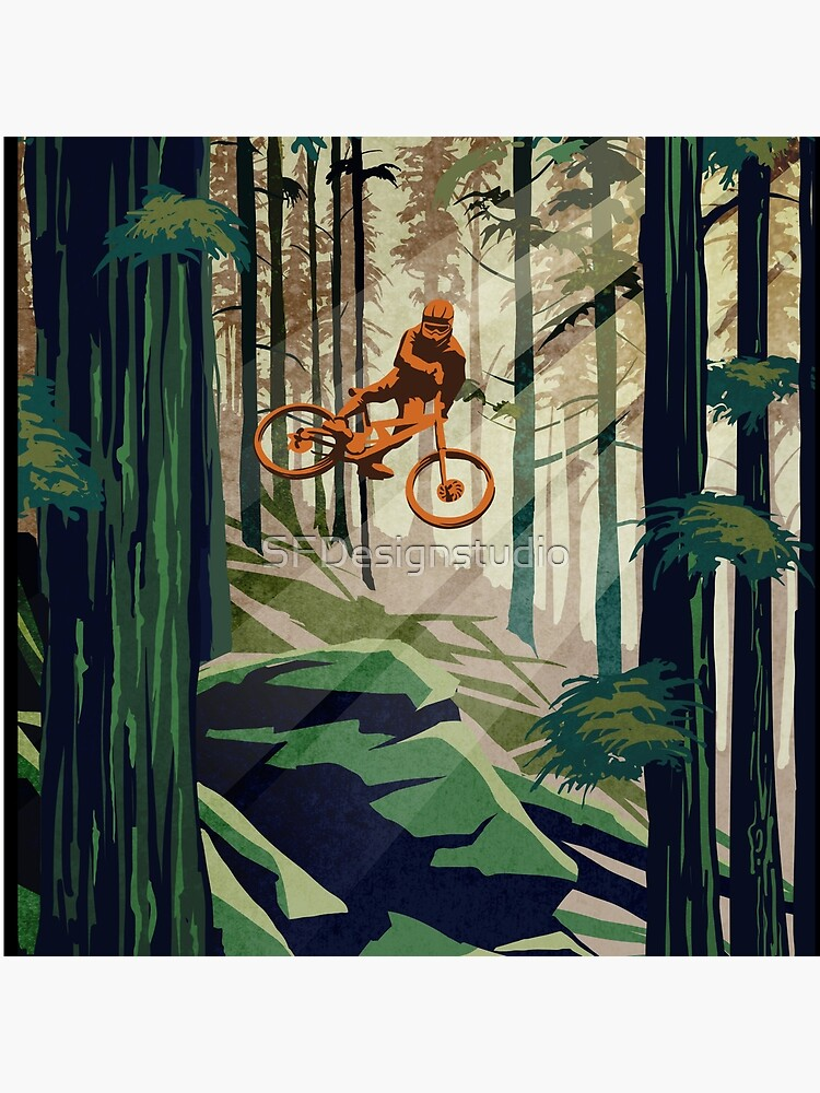 MY THERAPY: Mountain Bike! by SFDesignstudio