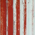 Painted Corrugations 3 by Martin How