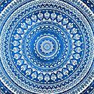«Mandala azul» de Echolite