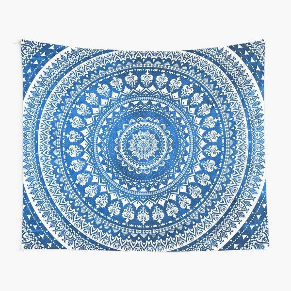 Mandala Blue Tentures