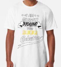 Handwerk Bier Snob Longshirt
