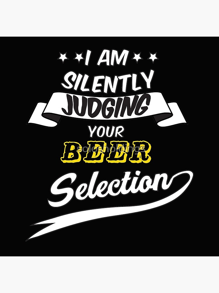 Craft Beer Snob by solosholdings