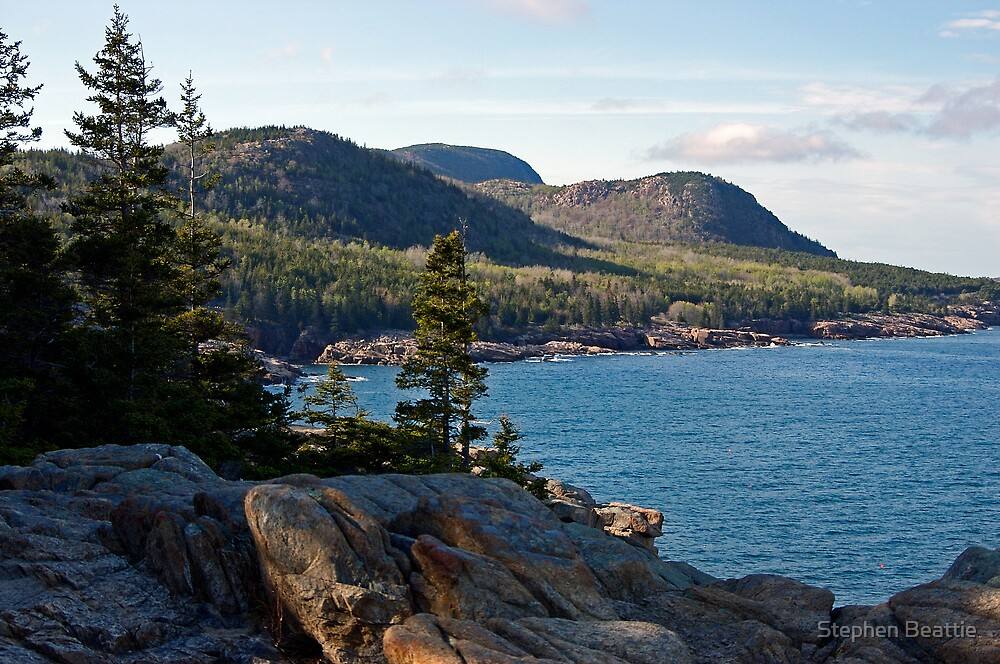 Quot Cadillac Mountain Acadia National Park Quot By Stephen