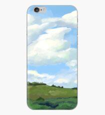 Vast Field iPhone Case