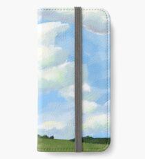 Vast Field iPhone Wallet/Case/Skin