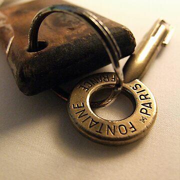 Key to paradise by Lazulyte