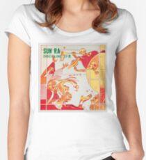 Sun Ra Women's Fitted Scoop T-Shirt