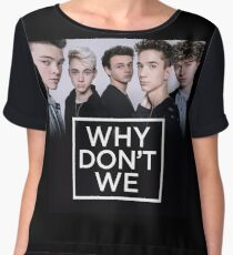 Why Don't We Chiffon Top