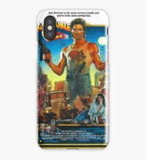 Big Trouble in Little China iPhone Case