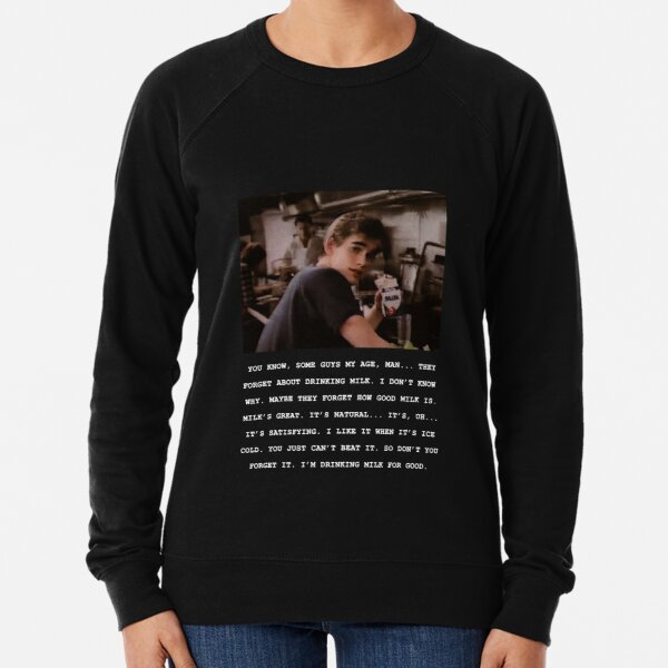 matt dillon milk commercial Lightweight Sweatshirt