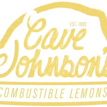 die brennbaren Zitronen der Höhle Johnsons von supazombie