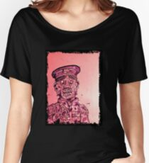 Zom-Beatles Ringo Starr Women's Relaxed Fit T-Shirt