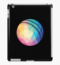 Geometric Cricket Shape Low Poly Cricket Gift iPad Case/Skin