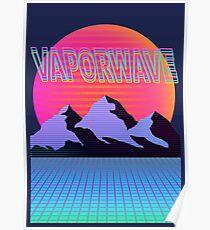 Vaporwave 005 Poster