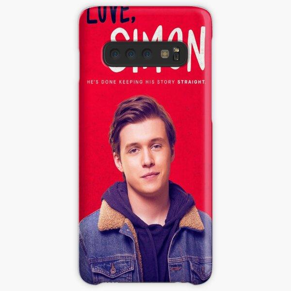 Love, Simon  Samsung Galaxy Snap Case