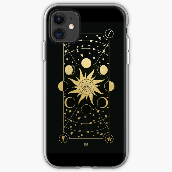 Sun, Moon & Stars iPhone Soft Case